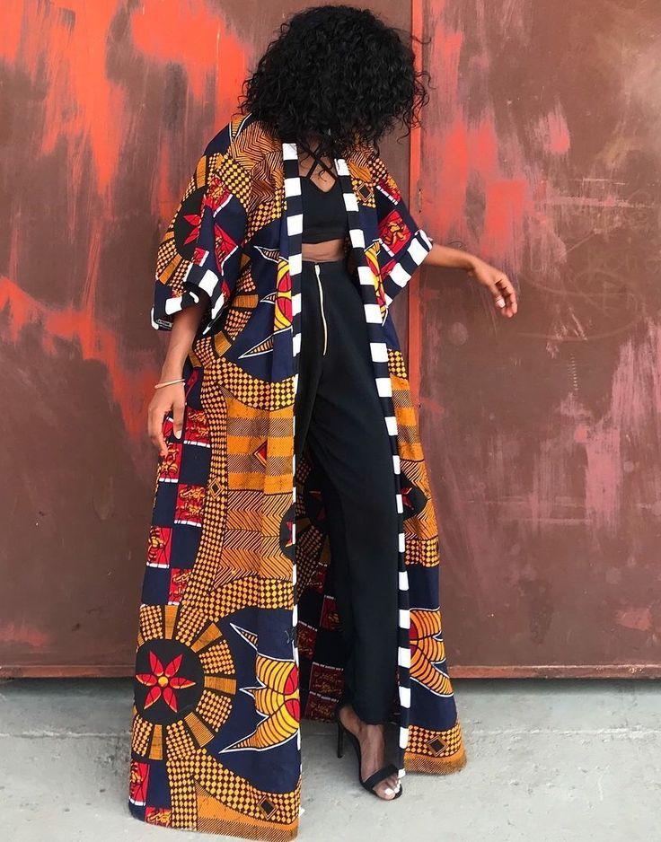 Pin`@ P r e t t y R a r e #fashion #style #prints #african #prints #grow