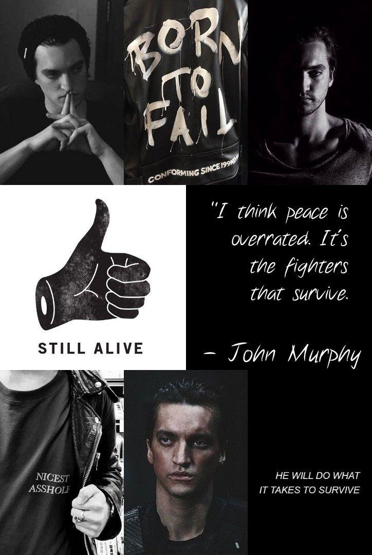 John Murphy aesthetic