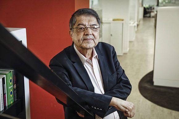 """Sergio Ramírez (Masatepe, Nicaragua, 1942) Escritor, abogado. """"Fue revolucionario sandinista; dejó el poder, en el que fue vicepresidente..."""