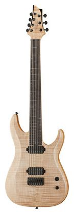 Schecter KM-7 MK-II NATP - Thomann 7 strings #seven #strings #guitar #metal #heavy #axe #music