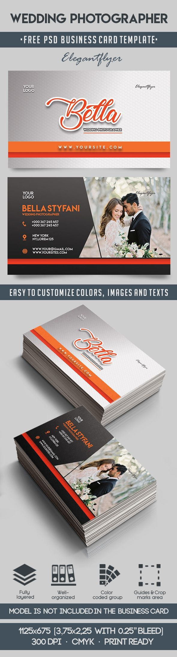 Best 25 free business cards ideas on pinterest free business httpselegantflyerfree business cards magicingreecefo Choice Image