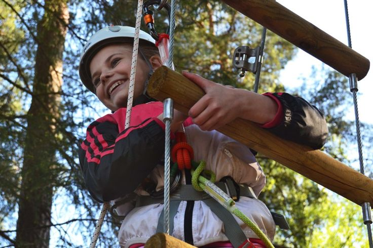 Zippy High Tree Rope Course and Adventure Park, Helsinki
