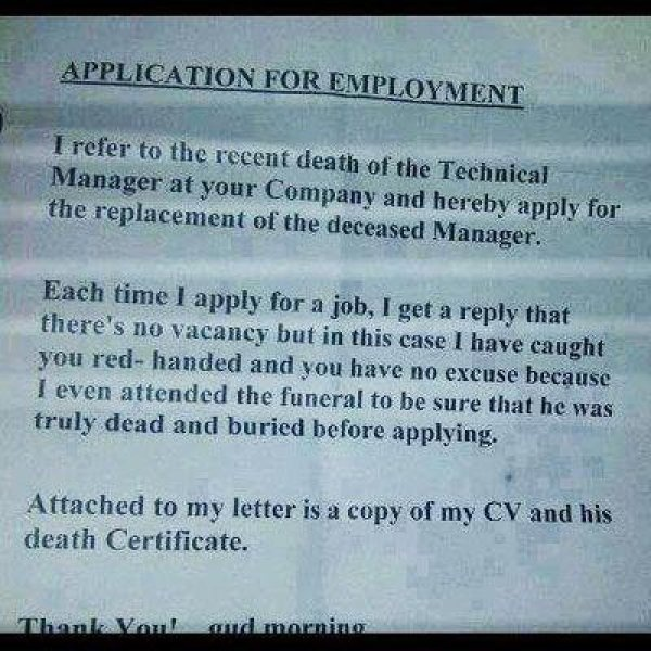 8 best Funny CVs images on Pinterest Crazy things, Funny jobs - funny resume mistakes