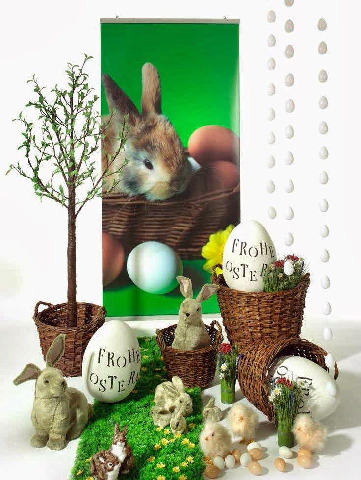 Creation Vetrina: Idee vetrina Pasqua 2014