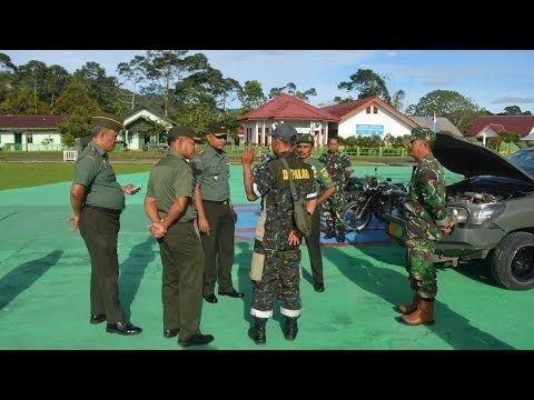 SUMBER: VIDEO KODIM 0422 KABUPATEN LAMPUNG BARAT   Kejarfakta.com, Lambar - Tim Asisten Teknik (Asnik) Denpal B 02-12-03 Bandar Lampung...