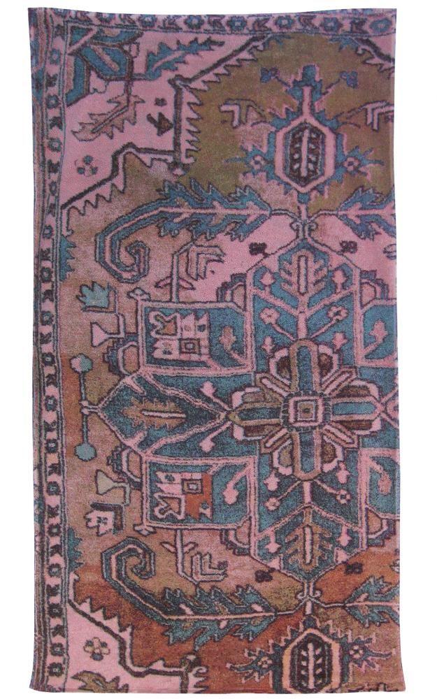 Denizli Rug Rust Fresco Towels Textiles Pinterest