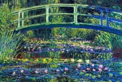 Nenúfares by Monet