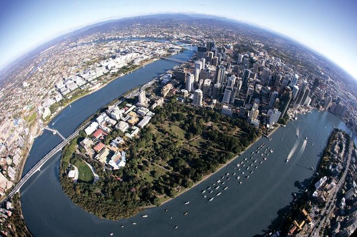 Brisbane!