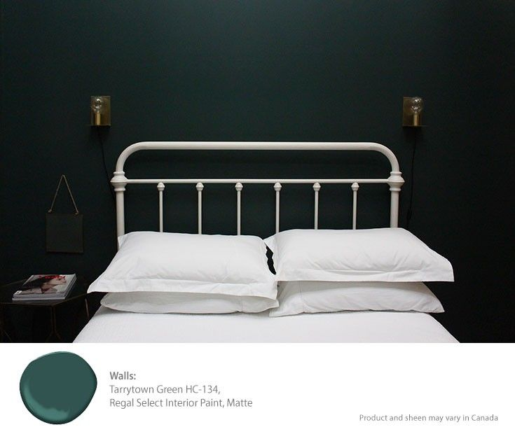 Benjamin Moore Tarrytown Green [ad]