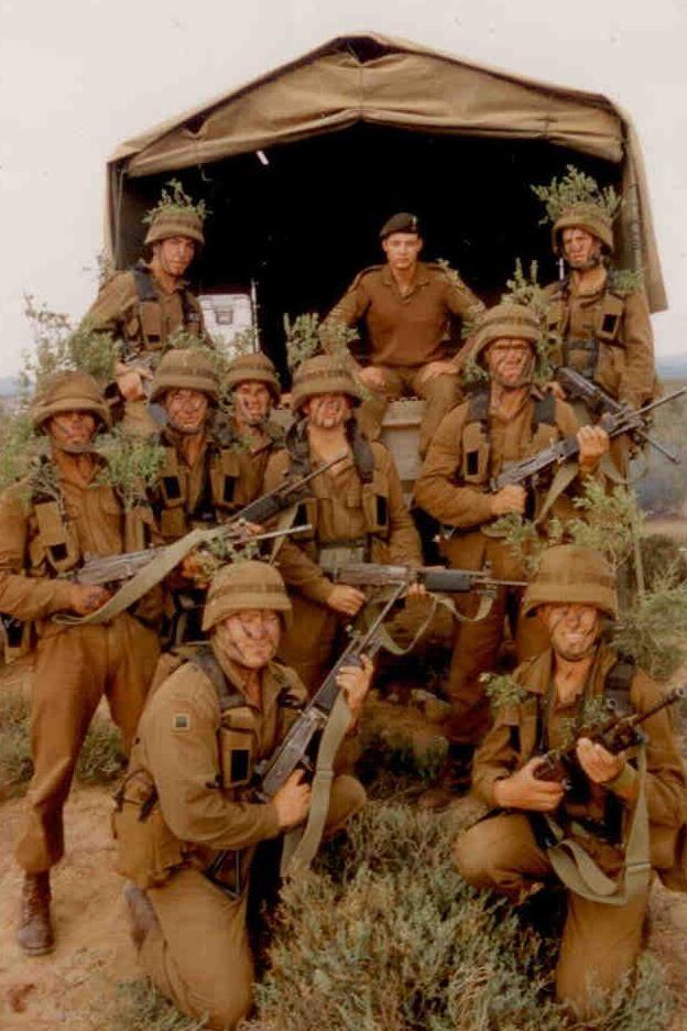 Basics Infantry school