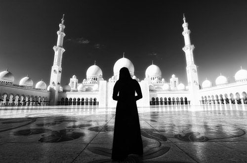 Sheikh Zayed Masjid Abu Dhabi