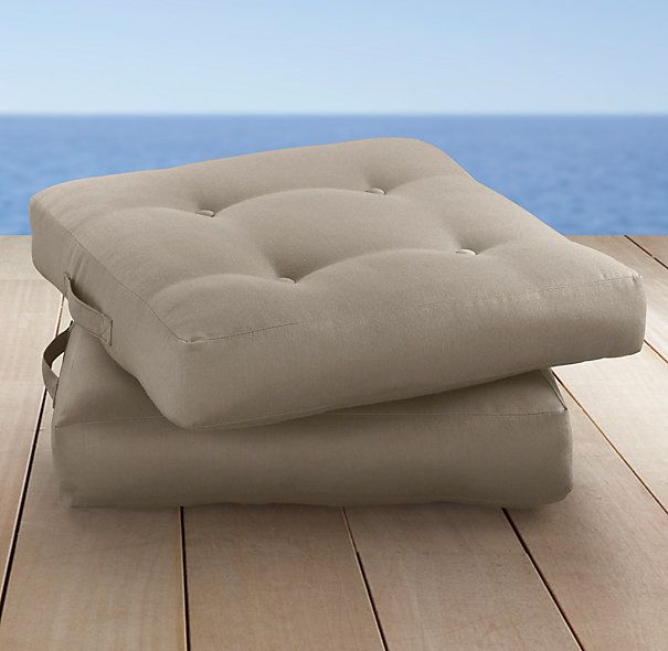 Rh Floor Pillows : 1000+ images about DECK on Pinterest Terrace, Outdoor rugs and Trellis rug
