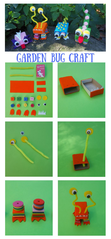 Garden Craft Ideas For Kids Beauteous Design Decoration