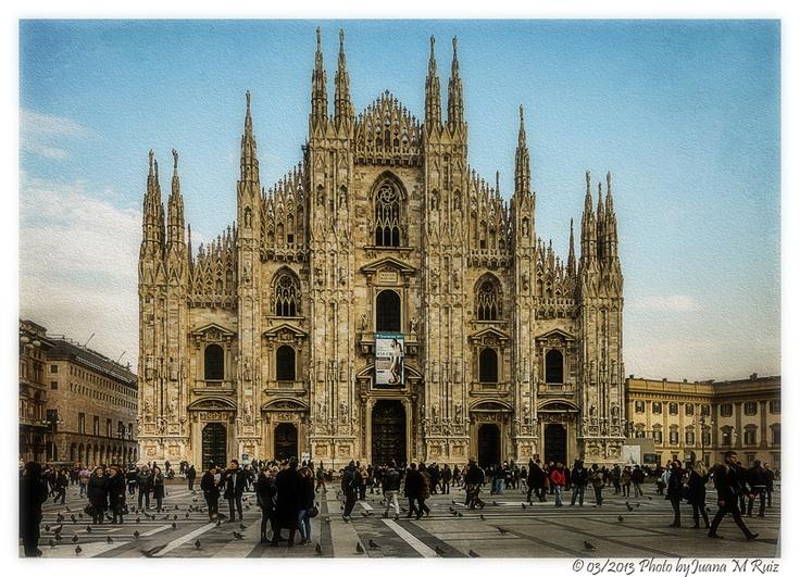 Catedral Gótica de Milan