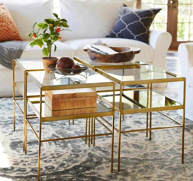 Move over copper, brass is where it's at! Discover how this trendsetting metallic can add elegance in an instant.
