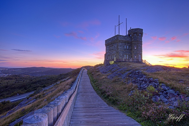 Cabot Tower by gwhiteway, via Flickr