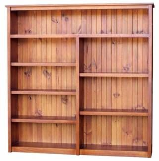 Solid Pine Timber Bookcases NEW various sizes priced from $315 | Bookcases & Shelves | Gumtree Australia Maroochydore Area - Minyama | 1144567433