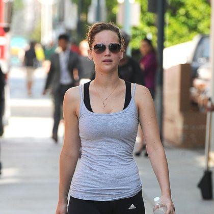 Jennifer Lawrence Exercise Secrets
