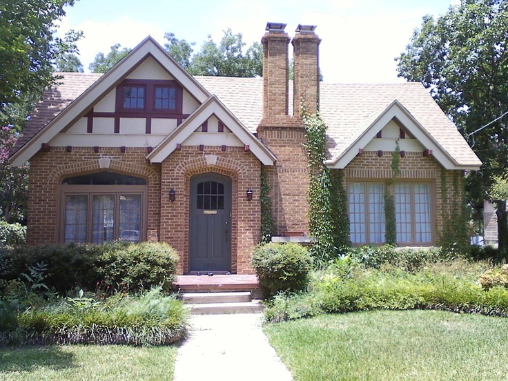 157 best images about vintage houses on pinterest for Craftsman style homes dfw