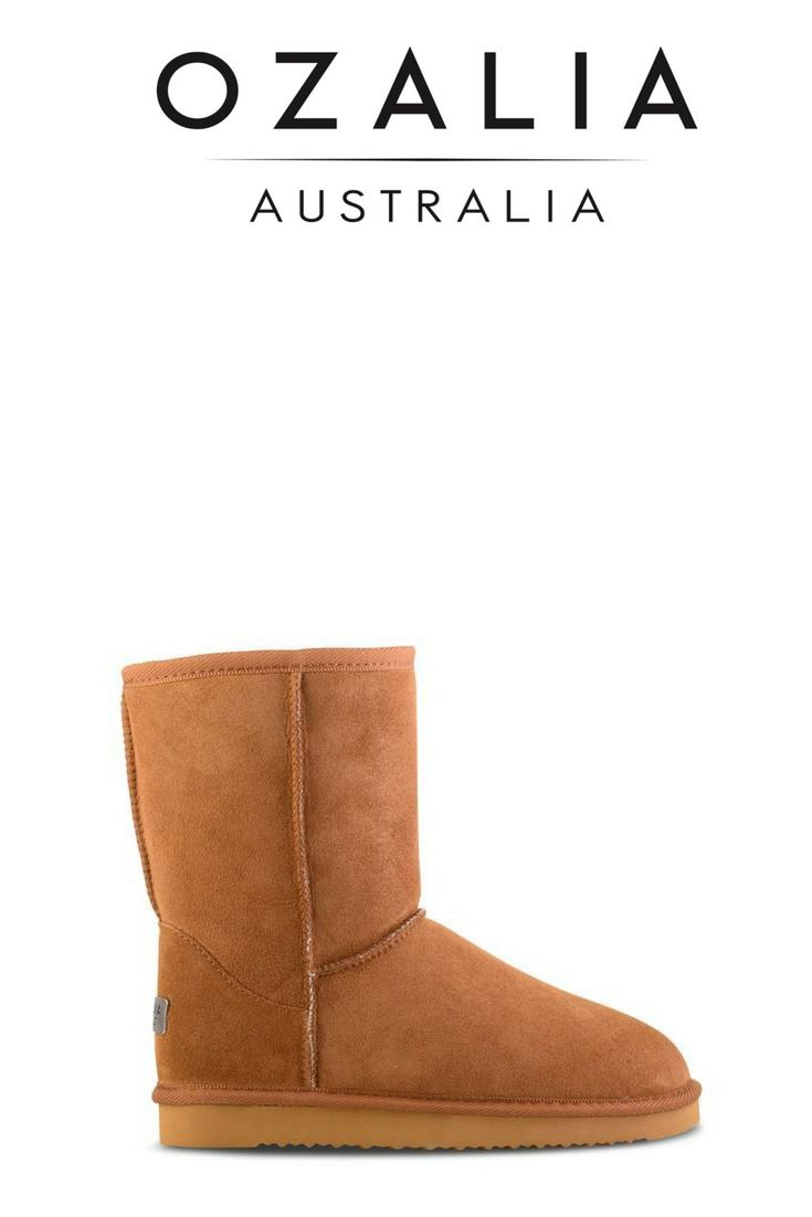 ICON SHORT - Ugg Boots. These are our most popular boots for those who prefer a timeless, classic style. www.ozaliaboots.com