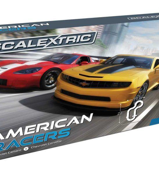 American Racers Set