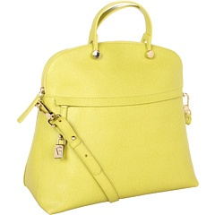 Furla Handbags Piper M Bugatti Lime - Zappos Couture