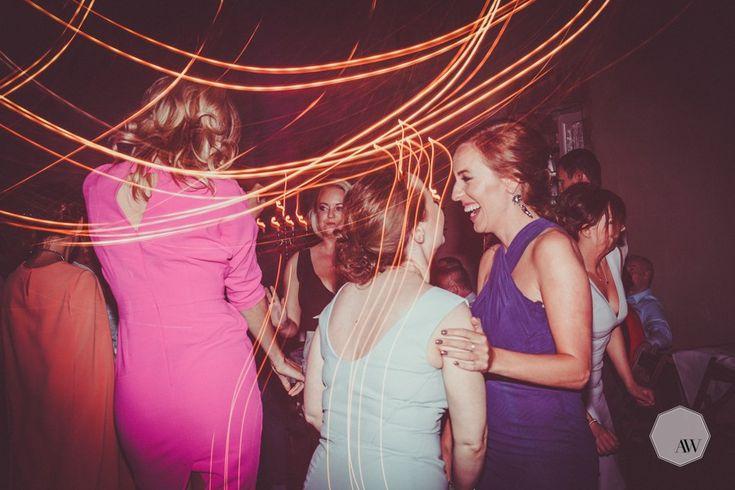 Alexander Weddings - Wedding party excitement