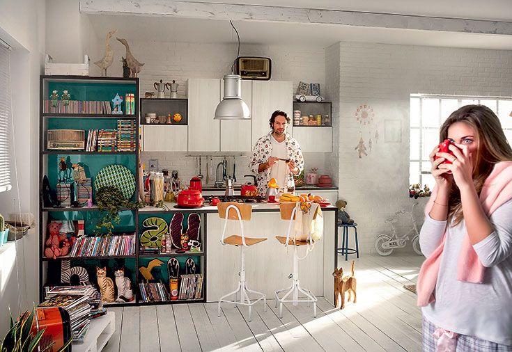 Ecco alcune idee originali da realizzare per (e anche con) i vostri bambini! Creazioni divertenti fatte con la carta per rallegrare una stanza della casa, per personalizzare un oggetto o per sorprendere grandi e piccini ad una festa di compleanno. #appsociety #album http://www.venetacucine.com/album/ita/app-society