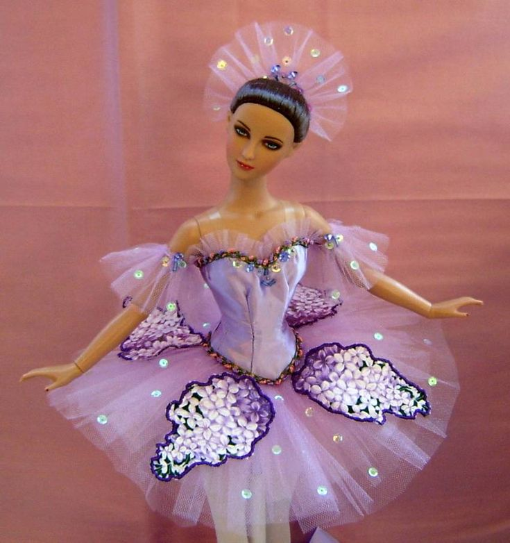 Lilac fairy dolls ballerinas pinterest lilacs for Pin the tutu on the ballerina template