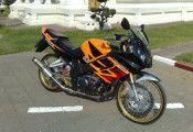 Modifikasi Honda CBR 150R Repsol Honda