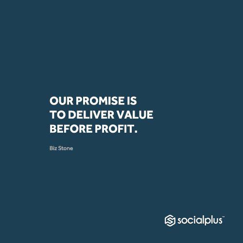 Don't be afraid of new arenas! #socialplus #socialmediaagency #socialmediamarketer #digitalmarketing #community #business #challange