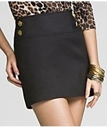 Express | SALE military skirt  - StyleSays