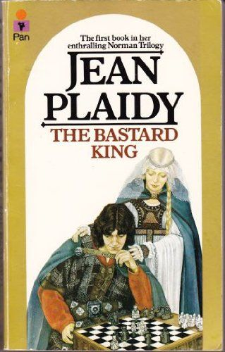 Cover of The Bastard King by Jean Plaidy