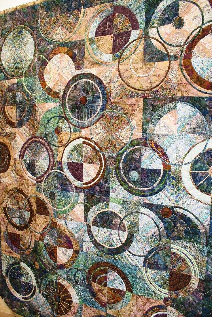 2011 entry. Quilt Exhibition - Badshot Lea.