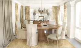 Leighton Weathered Dining Table Arhaus Dining Room