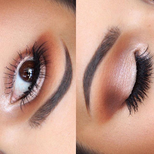 Clean and Simple @anastasiabeverlyhills #dipbrow in dark brown…
