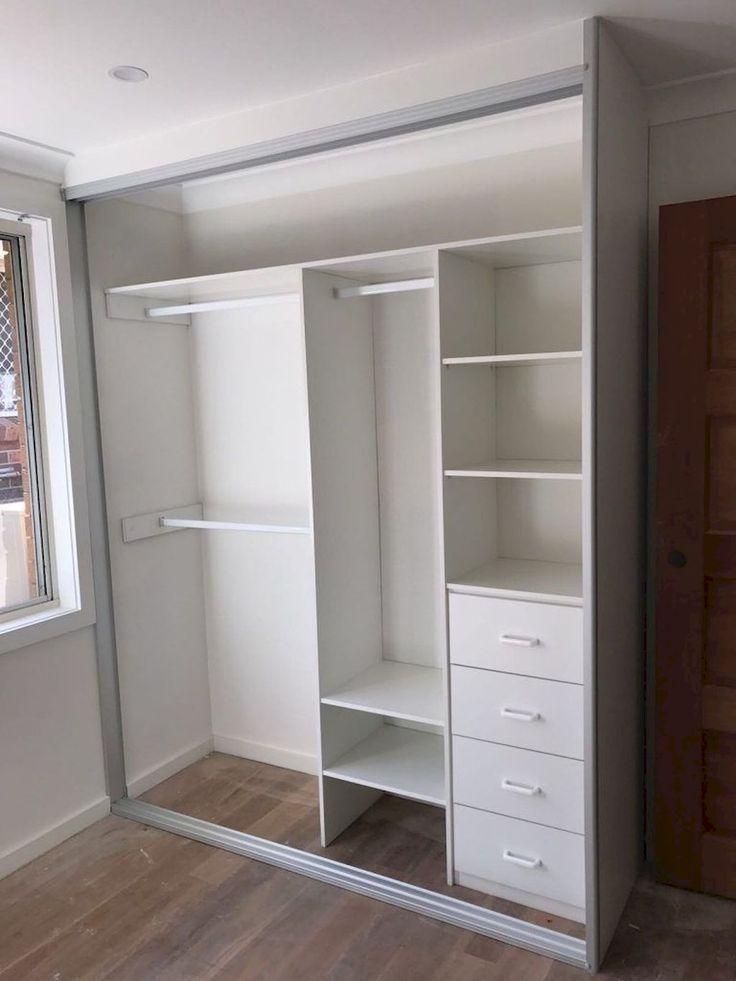 Fabulous Closet Door Konzepte Die Ihr Schlafzimmer Modell Hinzufugen Amanda Pierce Dekoration Build A Closet Closet Layout Cupboard Design
