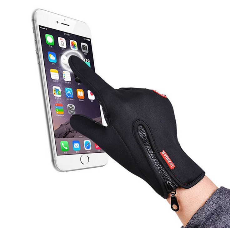 New Cycling Touch Screen Gloves Waterproof Outdoor Jogging Skiing Hiking Running #OEM #FullFinger