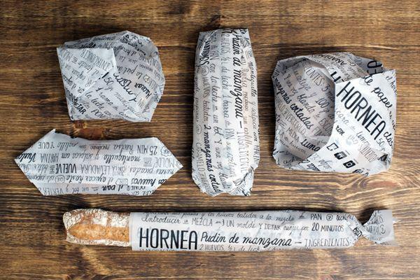 Desain Kreatif Kemasan Makanan - Eco-Packaging for Bakery Products oleh Vania Nedkova, Elisava Pack and Anna Gene Casellas