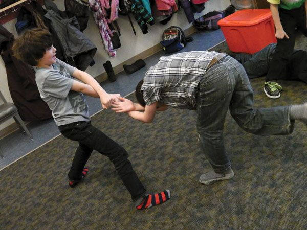 I LOVE THIS!!!!  Science Class Gets Its Groove On | Dance Teacher magazine | Practical. Nurturing. Motivating. The voice of dance educators.