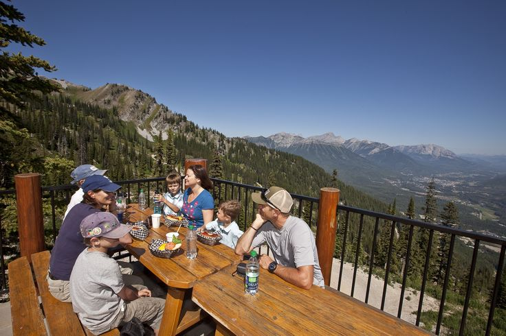 Lost Boys Cafe - located at the Top of the Timber Chairlift and is a fully licensed restaurant with outdoor patio.  Open weekends & holidays in the summer and 7 days a week during our Winter season.  More info - http://summer.skifernie.com/summer/adventures/additional/dining-nightlife/