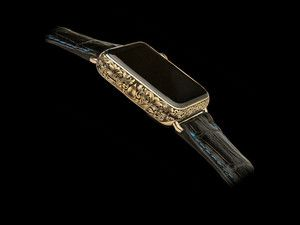 24k gold Apple watch to match your 24k gold iphone 6 - Phonearena