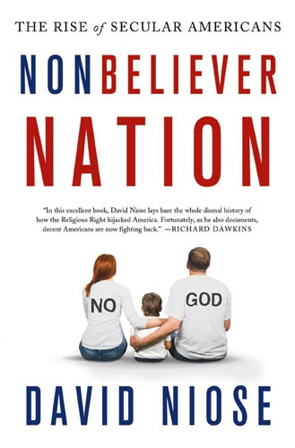 This book about secular Americans emerging to fight for equality and rational public policy has been praised by Richard Dawkins, Stephen Pinker, Michael Shermer and others.    http://us.macmillan.com/nonbelievernation/DavidNiose