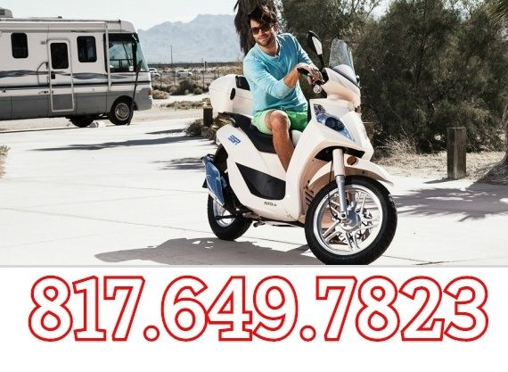 SSR Motorsports Pacifica 150 149.6CC Scooter Sale Price: $2,529.00