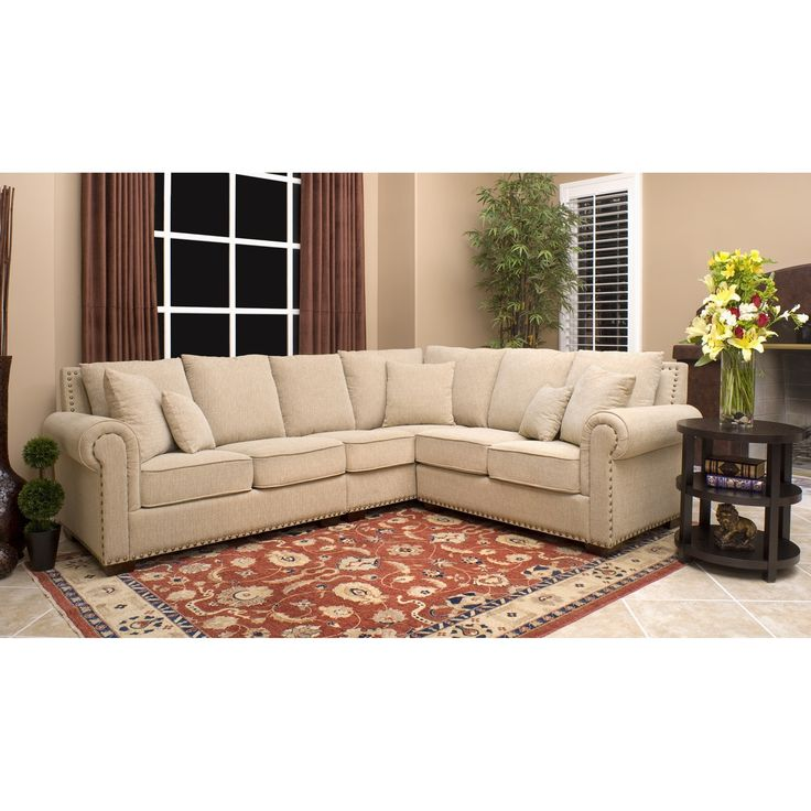 Buy Sectional Sofa, Black Friday Furniture Deals From Overstock.com For  Everyday Discount Prices