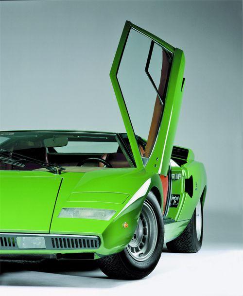 Countach Purrrrrrr Pinterest Lamborghini Green And