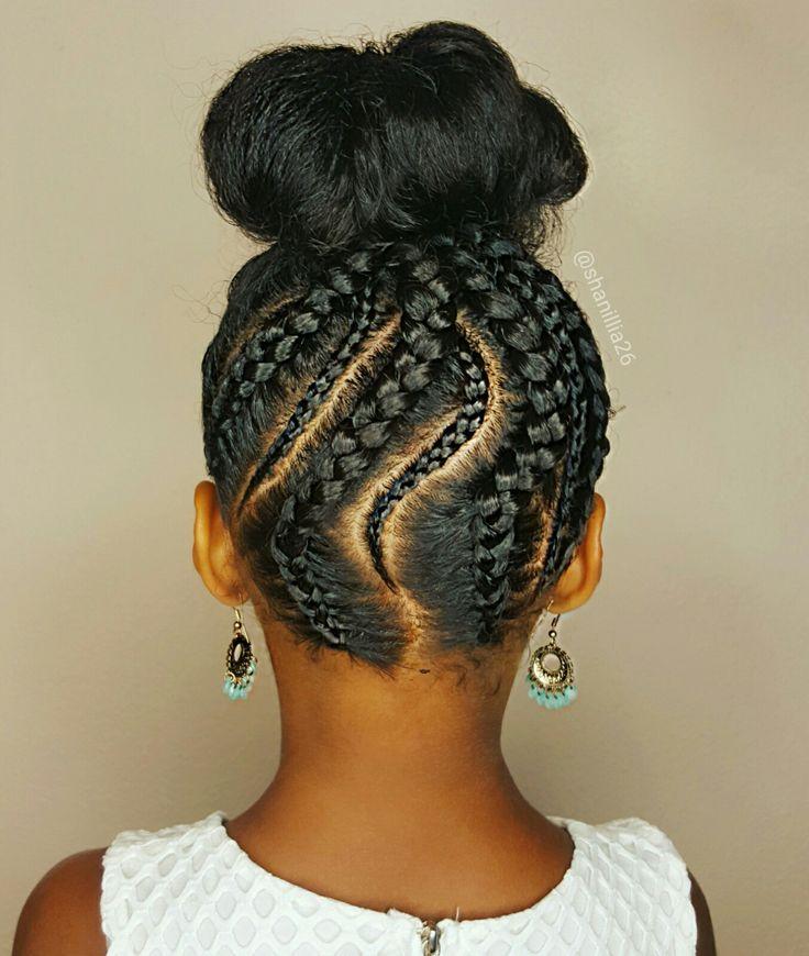 Best 25+ Hairstyles for black kids ideas on Pinterest