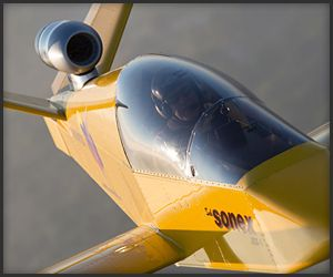 """SubSonex Personal Jet Plane - Currently being developed by sport aircraft maker Sonex, the SubSonex has a cruise speed of 170mph, a smooth ride, great visibility and is said to be akin to """"driving a car that only has fifth gear."""""""