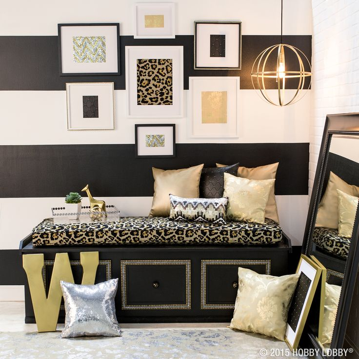 126 Best Images About Modern Glam Home Decor On Pinterest