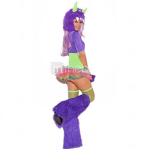 Vestido de Halloween para Mujer Estilo Monstruo de Un Ojo 2015 – €37.99